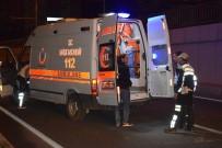 ARAÇ KULLANMAK - Trafikte Makas Kaza Getirdi Açıklaması 1 Yaralı