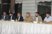 MEHMET AKTAŞ - TÜGVA Genel Başkan Yardımcısı Faruk Duruş Şırnak'ta