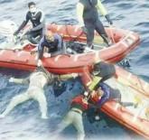 TUNUS - Tunus'ta Batan Kaçak Göçmen Gemisindeki Ölü Sayısı 46'Ya Yükseldi