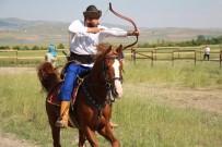 KAYAHAN - Türkiye'de İlk Kez Atlı Okçuluk Spor Takımları Yarıştı