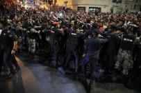 AMMAN - Ürdün'de Yeni Gelir Vergisi Yasası Protesto Edildi