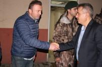 Vali Elban, Özel Harekat Polisleri İle Sahur Yaptı