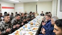 Vali Süleyman Elban, Afrin Kahramanlarıyla Sahur Yaptı