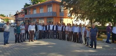 AK Parti Burdur İl Teşkilatı'ndan 11 İlçeye Teşekkür Ziyareti