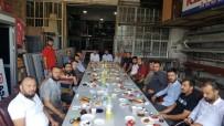 AK Parti İl Başkanı Yanar Ve Milletvekili Açıkgöz Sanayi Esnafı İle Buluştu