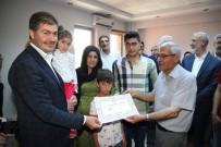 Ak Parti Mardin Milletvekilleri Mazbatalarını Aldı