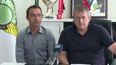 Akhisarspor'da Safet Susic Dönemi Başladı