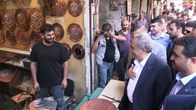 Bakan Fakıbaba'dan Teşekkür Ziyareti