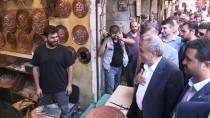 KAPALI ÇARŞI - Bakan Fakıbaba'dan Teşekkür Ziyareti