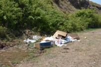 BAKI ERGÜL - Başkan Ergül Açıklaması 'Çukurbağı'na Çöp Dökenlere Gerekli Cezayı Keseceğiz'