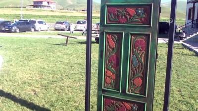 Bayburt'ta 'Kapı Ve Tokmak' Sergisi Açıldı