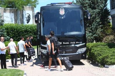 Beşiktaş Slovakya'ya gitti