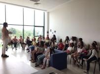 İŞARET DİLİ - Biga Belediyesi Yaz Kurslarına Yoğun İlgi