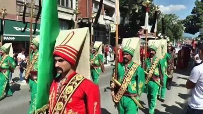 Bosnalı Yüzlerce Atlı Prusac'a Uğurlandı
