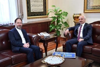 Diyanet İşleri Başkanı Erbaş'tan Başkan Gül'e Teşekkür