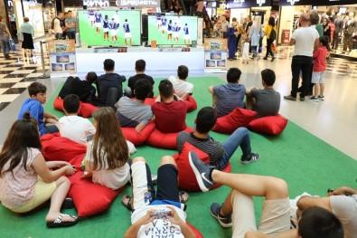 Dünya Kupası Heyecanı 67 Burda'da