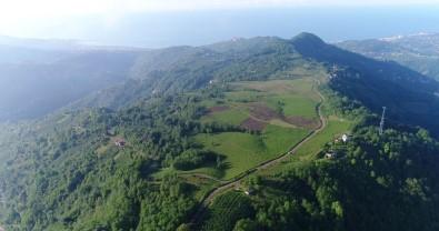 Düz Yer Olmayınca Organize Sanayi Bölgesi Dağın Tepesinde Kurulacak