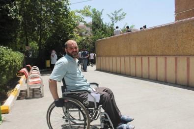 Engelli Vatandaştan Sınava Alınmadığı İddiası