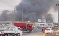 TERÖR EYLEMİ - Erbil'de Cephaneliktede Patlama