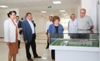 AKILLI BİNA - Eski Bakan Akşit'ten Battalgazi Belediyesine Ziyaret