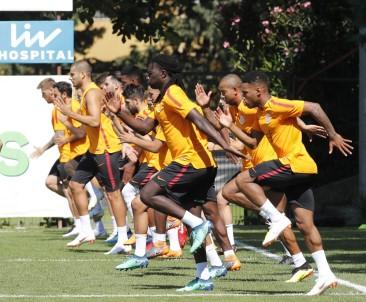 Galatasaray, Yeni Sezon Çalışmalarını Sürdürüyor