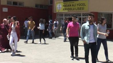 Gaziantep'te YKS Maratonun İlk Ayağı Olan TYT Tamamlandı