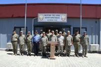 ÖZEL KUVVET - Genelkurmay Başkanı Akar Suriye Sınırındaki Birliklerde Denetlemelerde Bulundu
