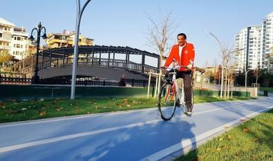 Gümüşdere'de Pedal Yoğunluğu