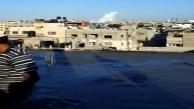 GÜNCELLEME - Gazze'de Patlama Açıklaması 2 Ölü, 8 Yaralı