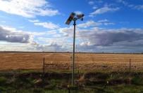 Güneş Enerjili Kamera İle 'Tarım Ve Hayvancılık Takibi'