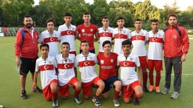 Hokey Milli Takımları Ermenistan Ve Ukrayna'ya Gol Yağdırdı