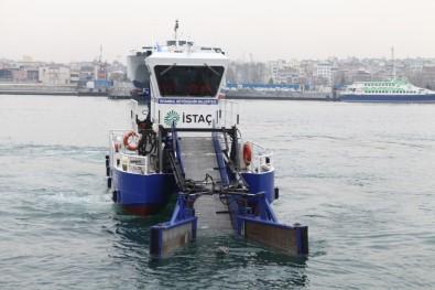 İBB'den İstanbul'un Denizlerine Özel Bakım