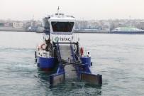 HAYDARPAŞA - İBB'den İstanbul'un Denizlerine Özel Bakım