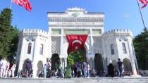 EŞIT AĞıRLıK - İstanbul'da YKS Heyecanı