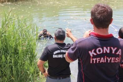 Kamyonet Su Dolu Kanala Uçtu Açıklaması 9 Yaralı