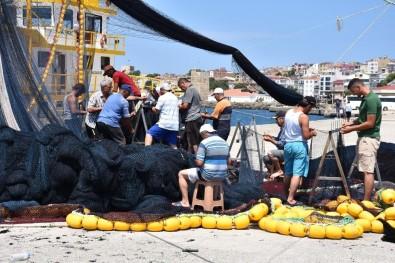 Karadenizli Balıkçılar Orkinos Avından Döndü