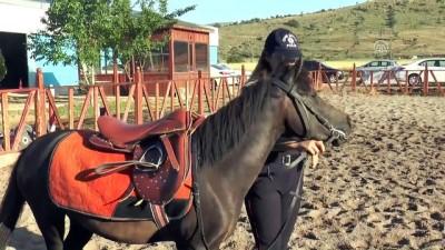 Kayseri'de 'Atlı Polis Eğitim Merkezi' Oluşturuldu