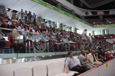 Kayseri Ticaret Karma Küçük Sanayi Sitesi Yapı Kooperatifi'nde Abdullah Kemal Zorlu Dönemi
