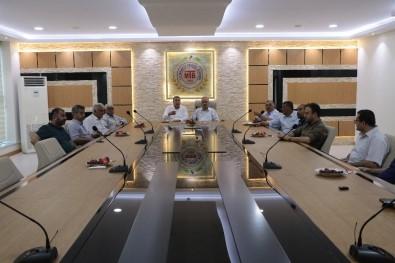 Malatya Ticaret Borsası Haziran Ayı Meclis Toplantısını Yaptı