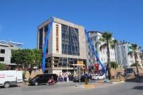 İBRAHIM AYDıN - Manavgat Esnaf Kefalet'e Modern Hizmet Binası