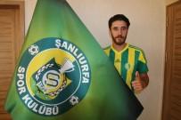 ŞANLıURFASPOR - Mehmet Taşçı Şanlıurfaspor'a Yeniden İmzayı Attı