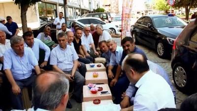MHP Grup Başkanvekili Erhan Usta, Kavak'ta