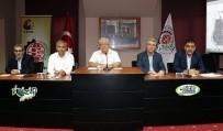 AÇIK ARTTIRMA - Nizip Organize Sanayi Bölgesi İhalesi NTO'da Yapıldı