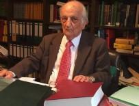 TÜRKIYE BILIMLER AKADEMISI - Prof. Dr. Sezgin yaşamını yitirdi