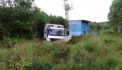 Silivri'de Kaza Açıklaması 1 Ölü, 1 Yaralı