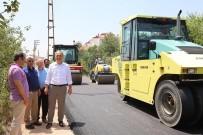 İNTEPE - Suluova Belediyesi 4 Yılda 303 Bin Metrekare Yolu Asfaltladı