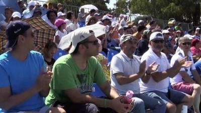 Tenis Açıklaması Turkish Airlines Antalya Open Turnuvası