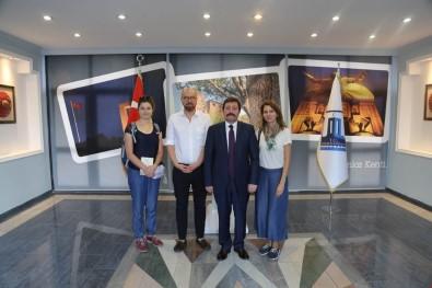 Troya Yılında Polonyalı Gazeteciler Çanakkale'de
