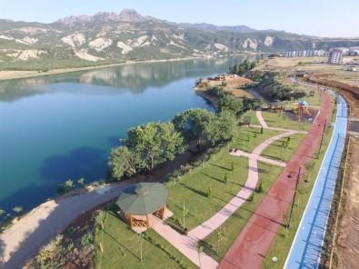 Tunceli'de  'Doğa Sporları Altyapısının Güçlendirilmesi' Projesi