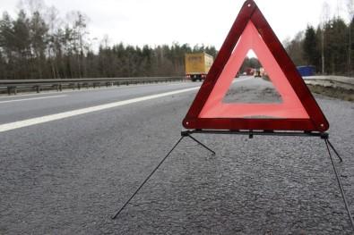 Uşak'ta Minibüsün Çarptığı Çocuk Hayatını Kaybetti